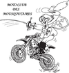 Moto Club Des Mousquetaires Marsolan - 21 August