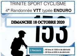 VTT rando-enduro de la trinité - 22 September 2019