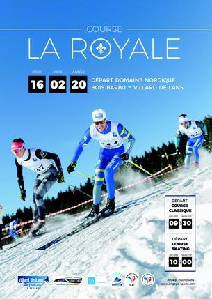 Affiche La Royale - 16 February