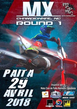 Affiche Paita - Mx - 29 April 2018