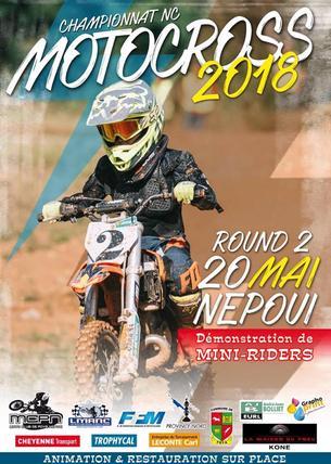 Affiche Nepoui - Minivert - 20 May 2018