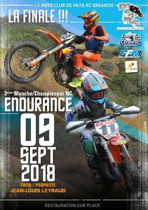 Affiche Mont Mou - 9 September 2018