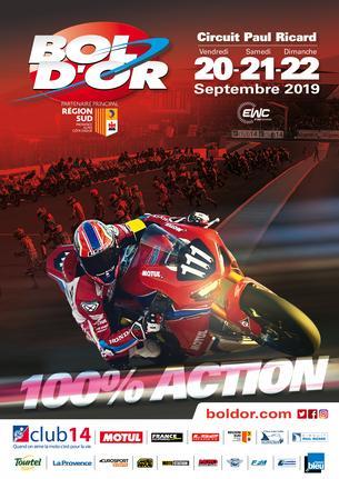 Affiche Bol d'Or - Bol d'Or Classic - Bol d'Argent 2019 - 19/22 September 2019