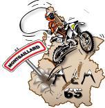 Affiche 27éme Ronde des Puyolles - 12 April 2020