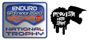 Affiche GP France . National Trophy - 18/20 September