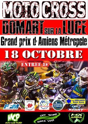 Affiche Championnat Promotions/Vétérans/Kids/Espoirs Hauts de France - 18 October 2020