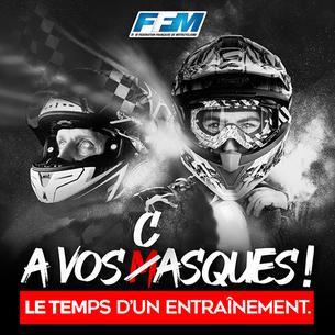 Affiche Entrainement MC Pays des Olonnes - Semaine 12/18 octobre - 12/18 October