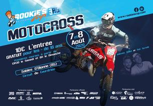 Affiche Testing Rookie's Cup 3AS racing - 5 August