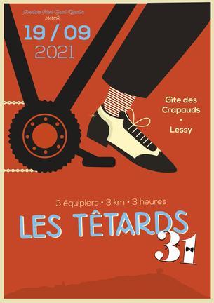 Affiche LES TETARDS - 19 September