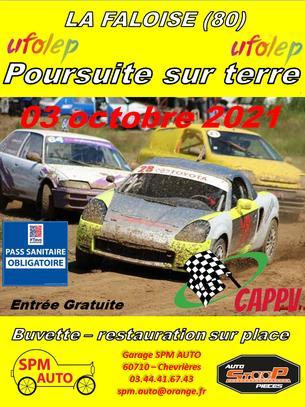 Affiche Course La Faloise 03/10/2021 - 3 October