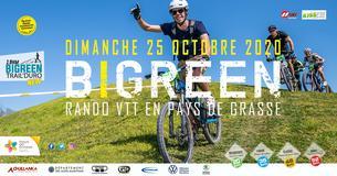 Affiche Bigreen Grasse - 19 September