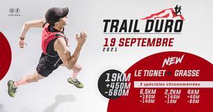 Affiche TRAIL'DURO Grasse - 19 September
