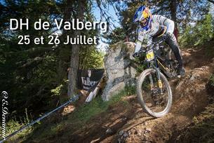 Affiche DH de Valberg - 25/26 July