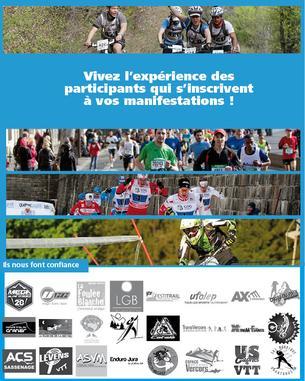 Affiche Tour de la plateforme d'inscription engage-sports.com - 28/29 December 2019