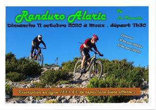 Affiche RANDURO ALARIC by La Fumade - 11 October