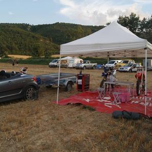 Chpt de Provence de course de côte TT - 15 August 2013