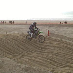 1ère épreuve du Chpt de France des Sables - Beach Cross - 5/7 October 2012