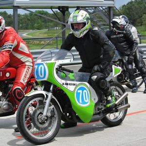 Chpt de France Vitesse Motos Anciennes - Haute Saintonge (17) - 18/19 May 2013