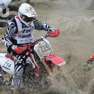 HOSSEGOR - 4 ème épreuve QUAD & MOTO du Chpt de France des Sables 2013 - 12/13 January 2013