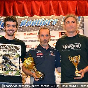 Podium Sport 76... 4ème rallye des Garrigues - 22/23 March 2014