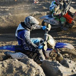 2ème épreuve du Chpt de France des sables - La Ronde des Sables - 17/18 November 2012