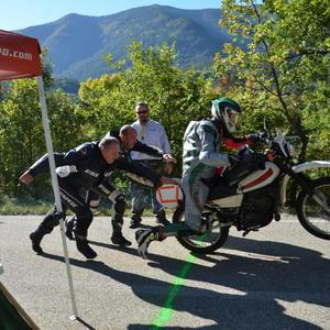 Départ à la pou... Rallye Grand Sud - 10/11 October 2015
