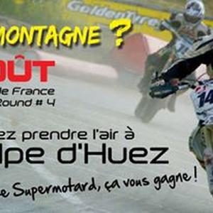 CF Supermotard à l'Alpe d'Huez (38) - 3/4 August 2013