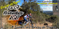 1er ENDURO DES TERRES DE SIAGNE / PAYS DE GRASSE - 7 November