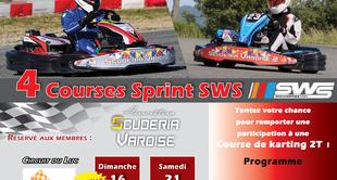 Coupe du Var de Karting Loisir Manche 1 Le Luc