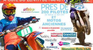 Trophée UFOLEP moto cross Alsace Lorraine