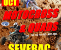 Motocross et Quad à Sévérac - 3 October