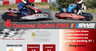 Coupe du Var de Karting Loisir 2021 Manche 3 Le Luc