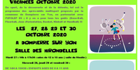 DOMPIERRE SUR YON : APRES MIDI MULTISPORT - 29 October